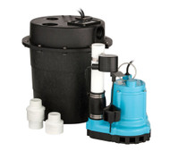 WRSC-6 115v Pre-Assembled Pump Package