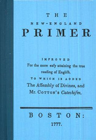 New England Primer - Booklet
