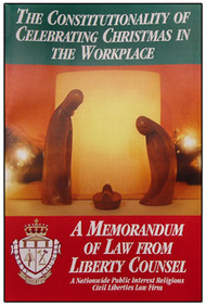 Christmas Memo - Workplace – Booklet