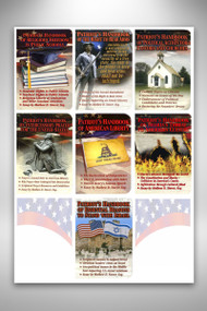 Patriot's Handbook Library - ALL 7 Booklets!