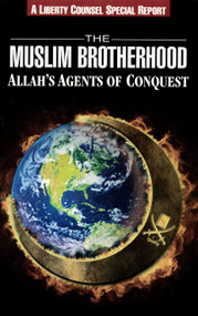 Muslim Brotherhood: Allah's Agents of Conquest – Booklet