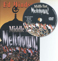 Middle East Meltdown! - Booklet & DVD