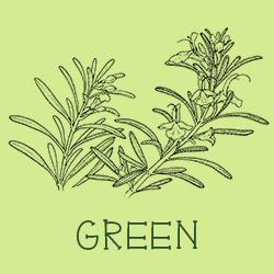 Green scent profiles