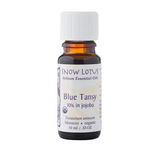 Blue Tansy Essential Oil with 10% Jojoba Oil
