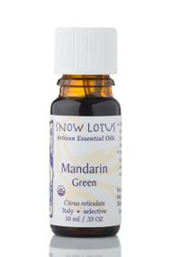 Mandarin, Green Essential Oil