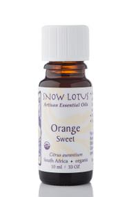 Orange, Sweet Essential Oil