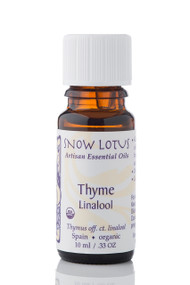 Thyme Linalool Essential Oil