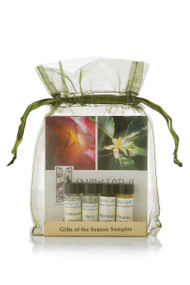Gifts of the Season Essential Oil Sampler