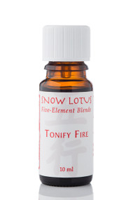 Tonify Fire - Five Element Essential Oil Blend