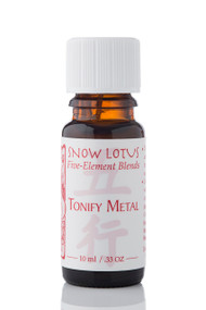 Tonify Metal - Five Element Essential Oil Blend