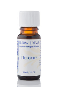 Detoxify - Therapeutic Essential Oil Blend
