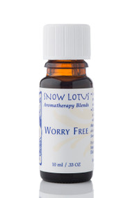 Worry Free - Therapeutic Essential Oil Blend