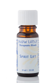 Spirit Lift - Therapeutic Essential Oil Blend