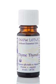 Thyme Thymol Essential Oil