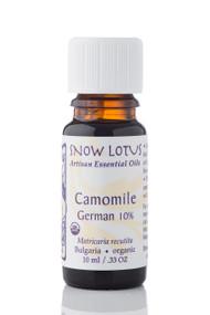 Camomile, German Essential Oil 10% in Jojoba