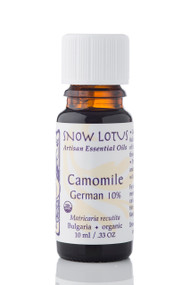 Camomile, German Essential Oil 10% in Jojoba