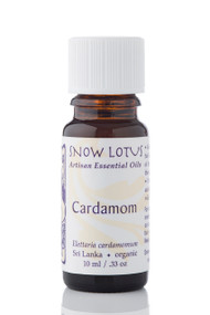 Cardamom Essential Oil