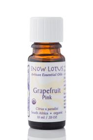 Grapefruit, Pink Essential Oil