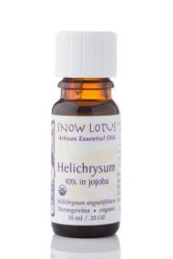 Helichrysum Essential Oil 10% in Jojoba Oil