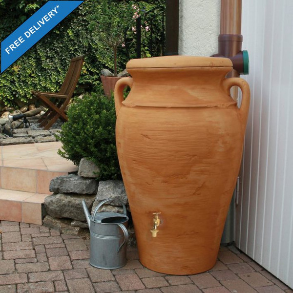 300L Terracotta Style Water butt with Free Delivery*.