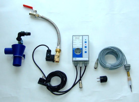 Mains Water Top-Up Controller Kit for Rainwater Harvesting Systems with Alarm and Pump Isolation.