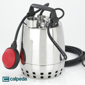 Calpeda GXRM 9 Submersible Dirty Water Pump with Floatswitch 240V