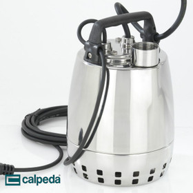 Calpeda GXRM 9SG Manual Submersible Dirty Water Pump with 10m Cable