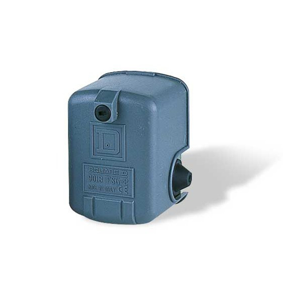 Square D Electromechanical Pressure Switch 9013FSG2