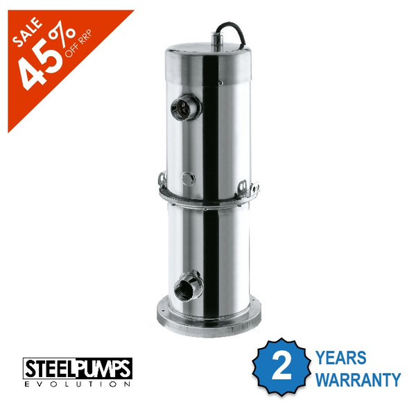 XMV150PRO - Manual Clean Water Vertical Pump - Clearance Price - Approx 45% off RRP