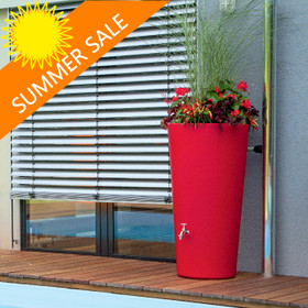 Water butt with Planter Summer Sale (free delivery to mainland UK addresses too!)