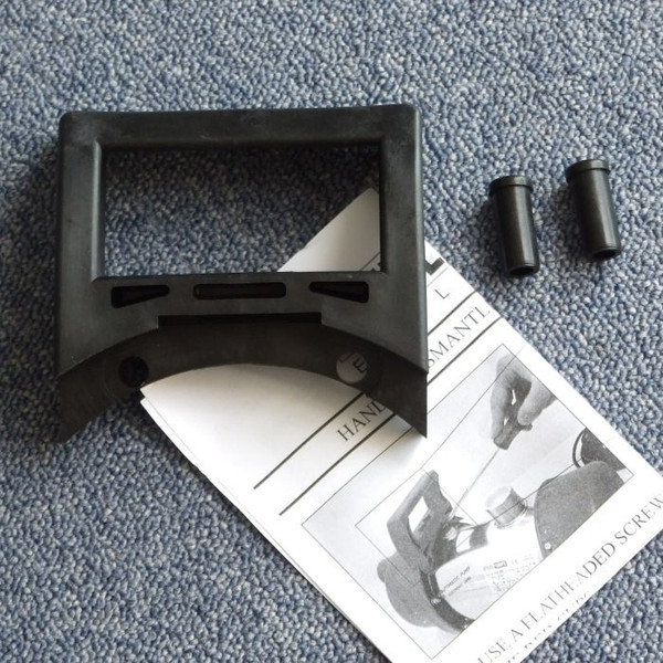 SteelPump Carry Handle Set for Horizontal SteelPumps like the XAJE80P and X-AJE80G.