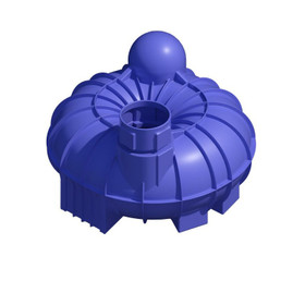 5200 Litre (1143 Gallon) Underground Non-Potable Water Tank