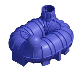 6800 Litre (1495 Gallon) Underground Non-Potable Water Tank (Single Access)