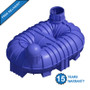 8400 Litre (1847 Gallon) Underground Non-Potable Water Tank (Single Access) - Free Delivery & 15 Year Warranty