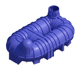 10000 Litre (2200 Gallon) Underground Non-Potable Water Tank (Single Access) - Free Delivery & 15 Year Warranty