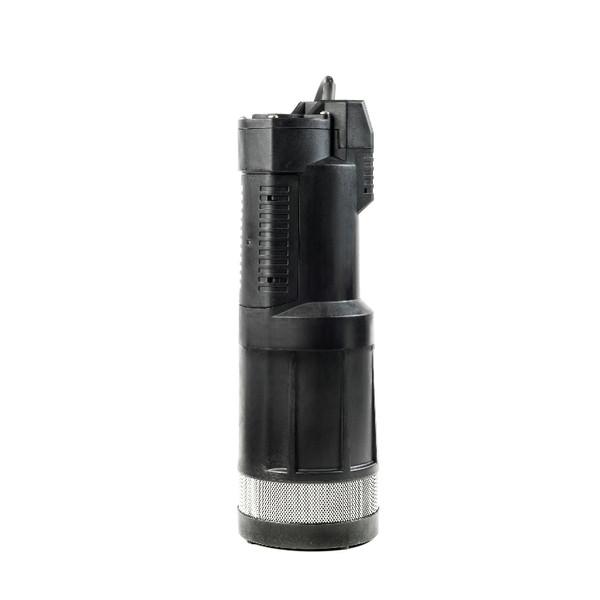 DAB Divertron 1200 with mesh intake filter.