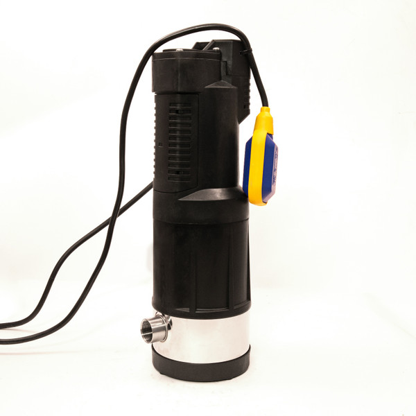 Divertron Dab Pump with Float Switch.