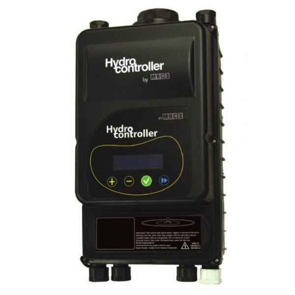 Hydrocontroller - Variable Speed Inverter, Programmable, Water Cooled (Pipe Mounted).