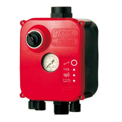 SuperSimplex E from Mac3 - Adjustable Pump Pressure Control