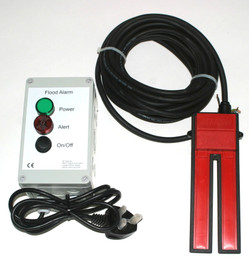 RKIT1 Flood Warning System with no moving parts