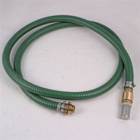 "1"" Pump Suction Hose Kit, available in different lengths."