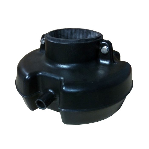 Water Pump Base with Rubber Seal for 115mm to 130mm diameter vertical pumps.