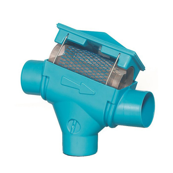 Patronen Filter for filtering Rainwater inside a water storage tank.