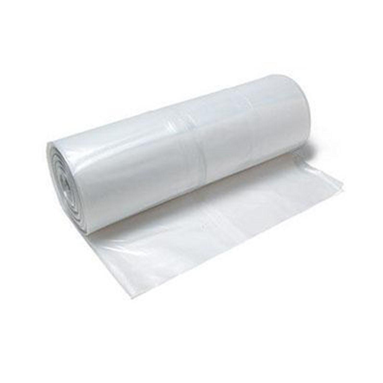 Plástico para invernadero transparente calibre 6
