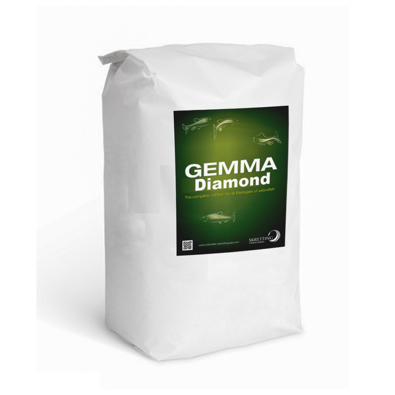 Skretting Alimento Gemma Diamond de 1.8 mm.