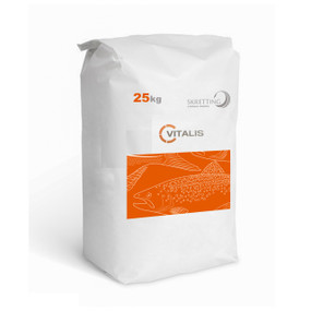 Saco de 25 kg de vitalis CAL de 22 mm - Alimento Skretting para Reproductores Marinos