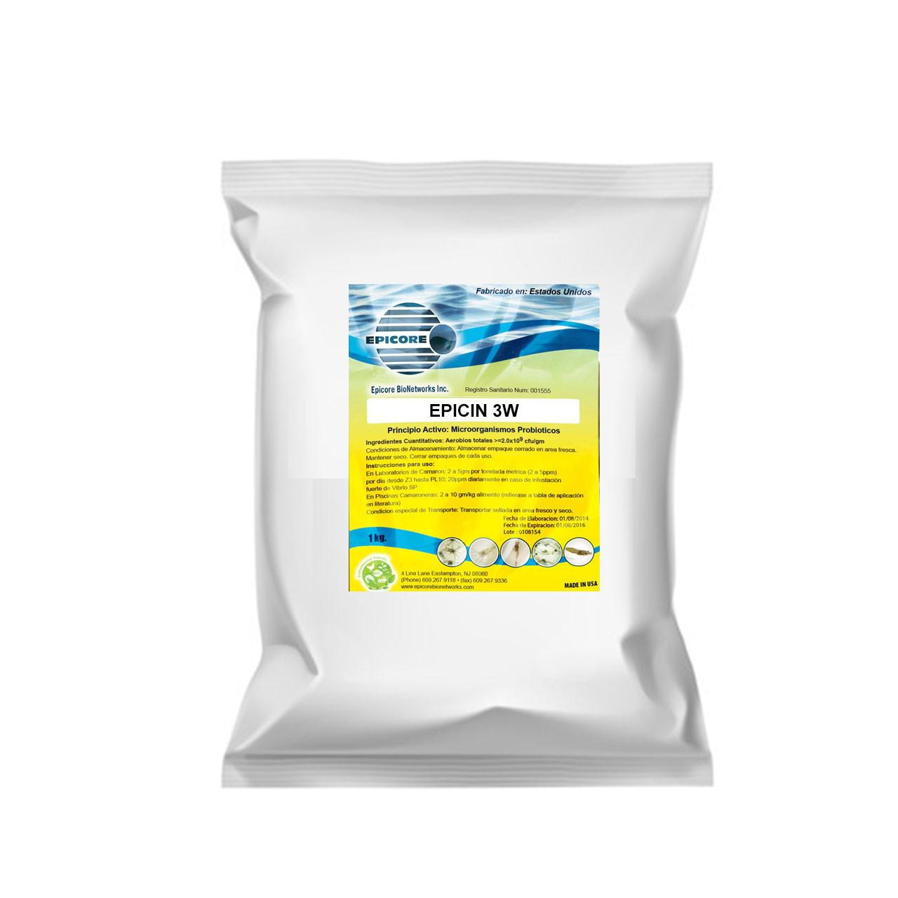 Probiotico EPICIN-3W