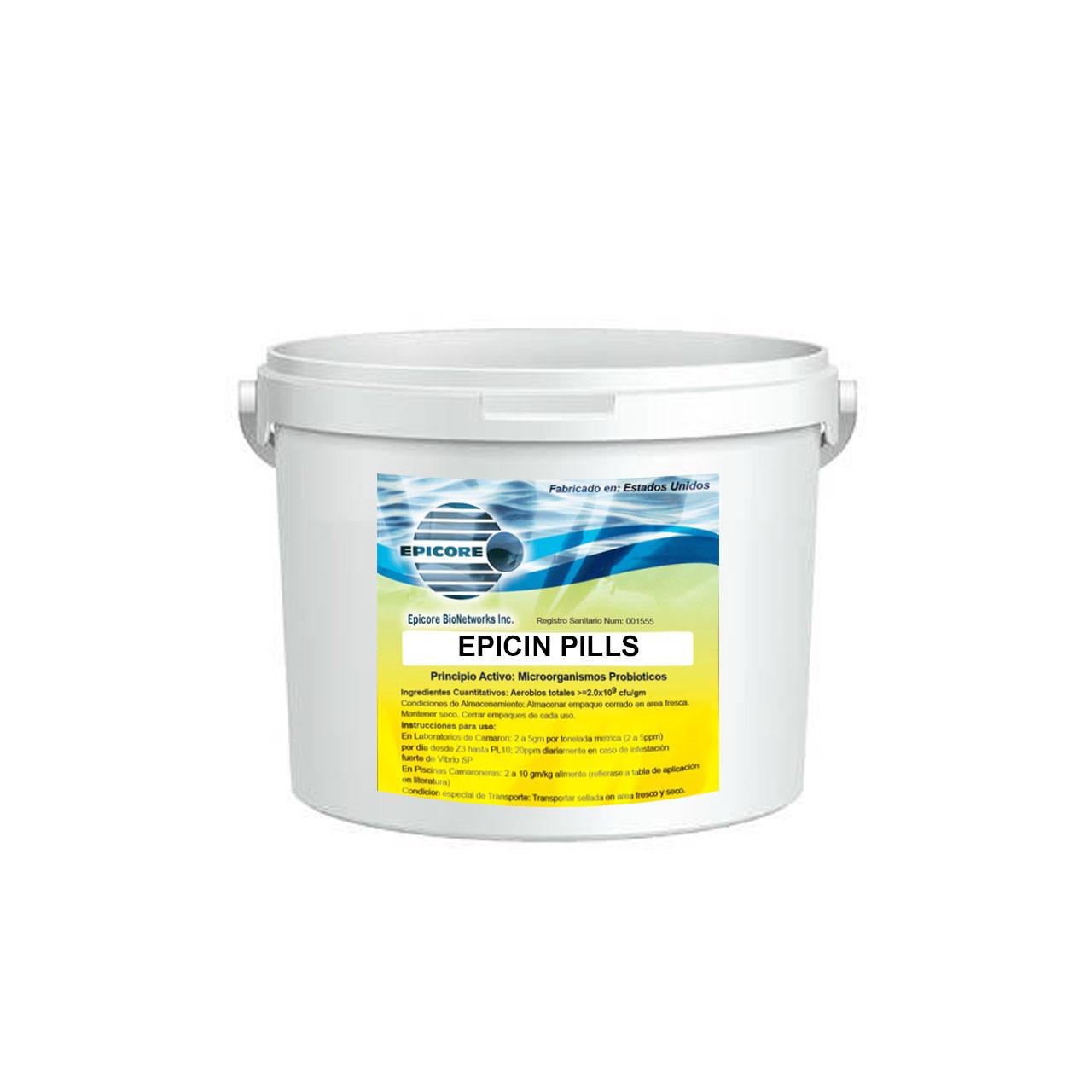Probiotico Epicin Pills [ Pastilla 100 g]