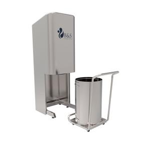 El compactador de residuos TITAN es un equipo altamente eficiente