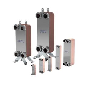 Intercambiador de calor de placas soldadas CB Alfa Laval